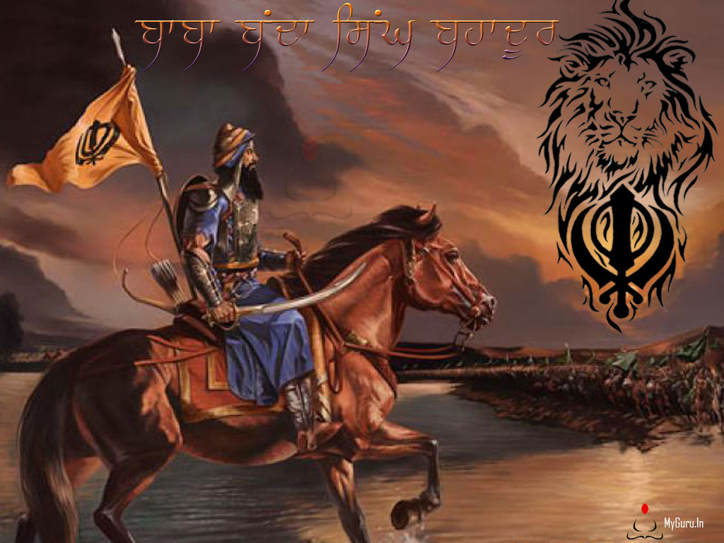 banda singh bahadur Banda singh bahadur tri-centenary celebrations truth, equality & justice are  at the very heart of what it means to be a sikh in 1710, one man led a band of.