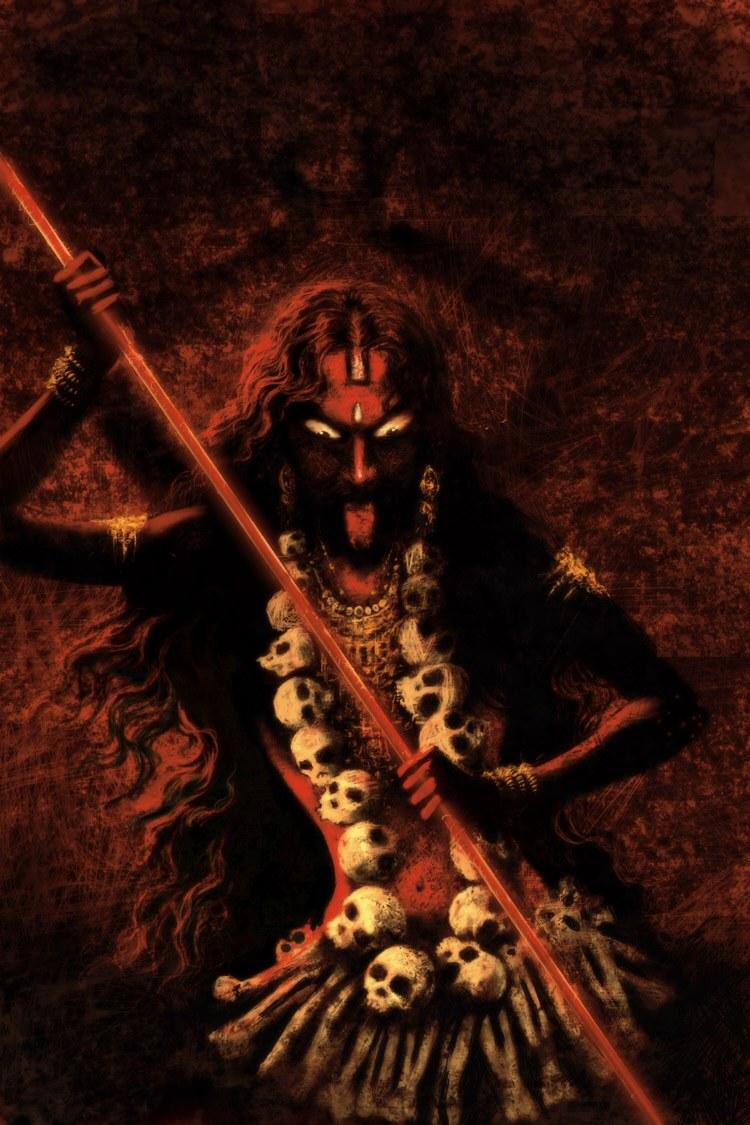 Cool Wallpaper Lord Kali - kali-aghori  Image_254915.jpg