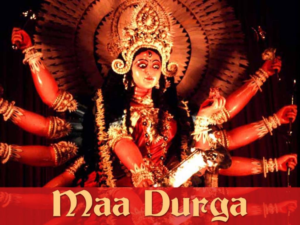 Goddess Durga Wallpapers Download